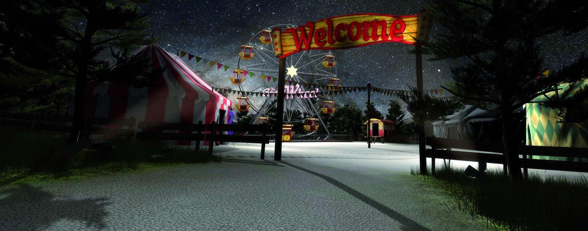 Naufrage. Un jeu vidéo interactif de Thomas Daveluy.