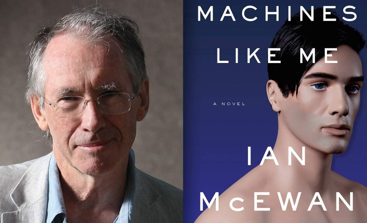Une machine comme moi. Ian McEwan. Bouquin