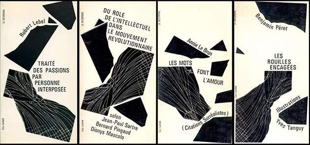 Pierre-Faucheux-collection-le-desordre-livres-couvertures-1970-1973-1